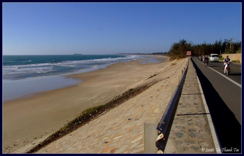 Mui Nes beaches