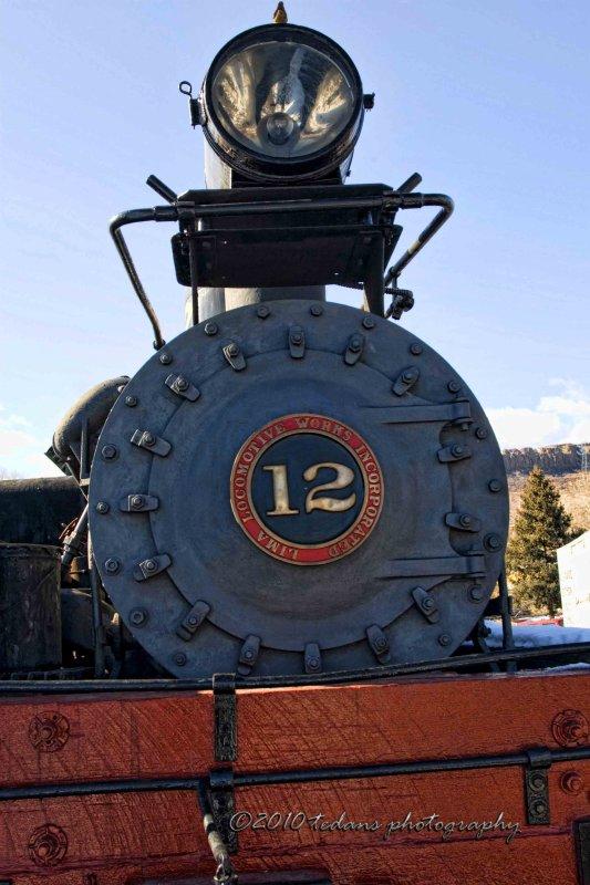 Lima Locomotive Works Inc. 12