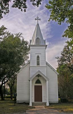 Goliad, Texas, afternoon
