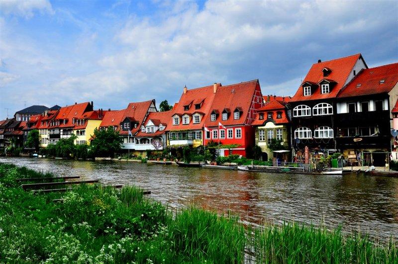 Bambergs Little Venice, Bavaria