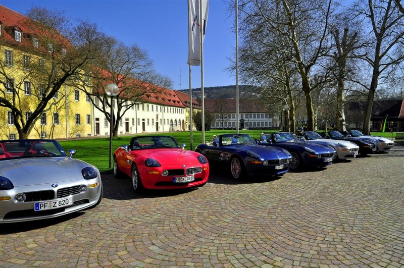 Poor Mans Autoclub, Bad Mergentheim