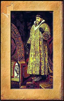 Ivan The Terrible By Victor Vasnetsov