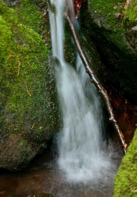 Mini Waterfall Lower Kennison Mtn tb0609bfr.jpg