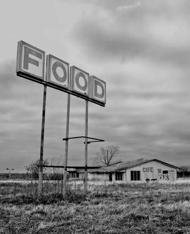 Forgotten Cafe