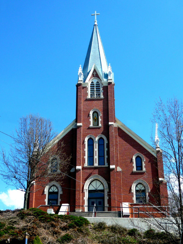 Immaculate Conception Catholic Church - 1905