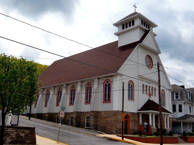 Saint Josephs Catholic Church