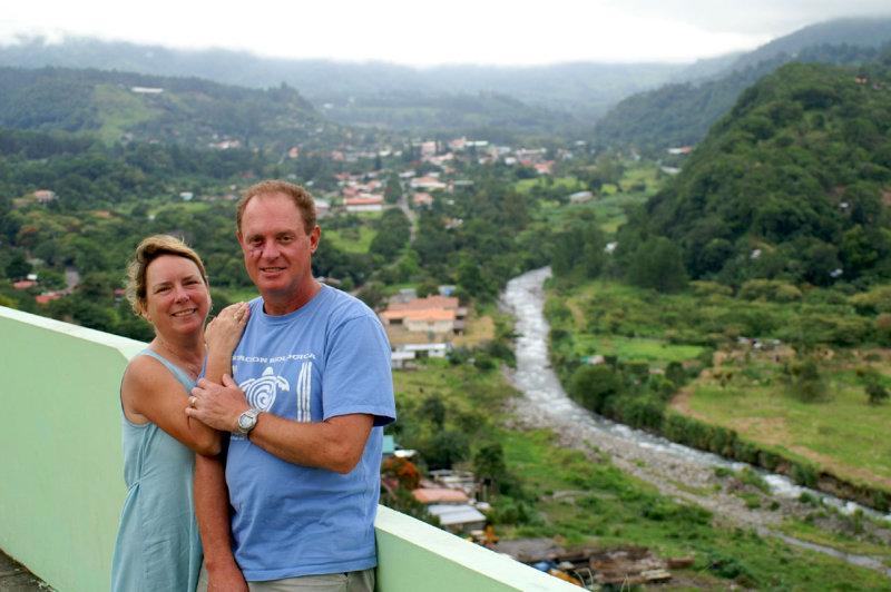 Sara & Jorge - Boquete Valley (Jorge Photo)
