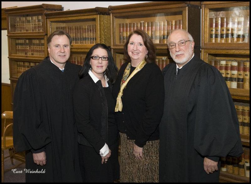 Judges & Wives