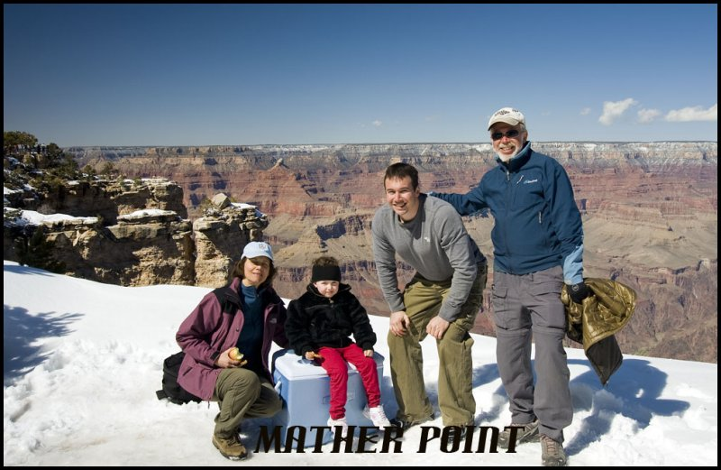 Mather Point-Grand Canyon