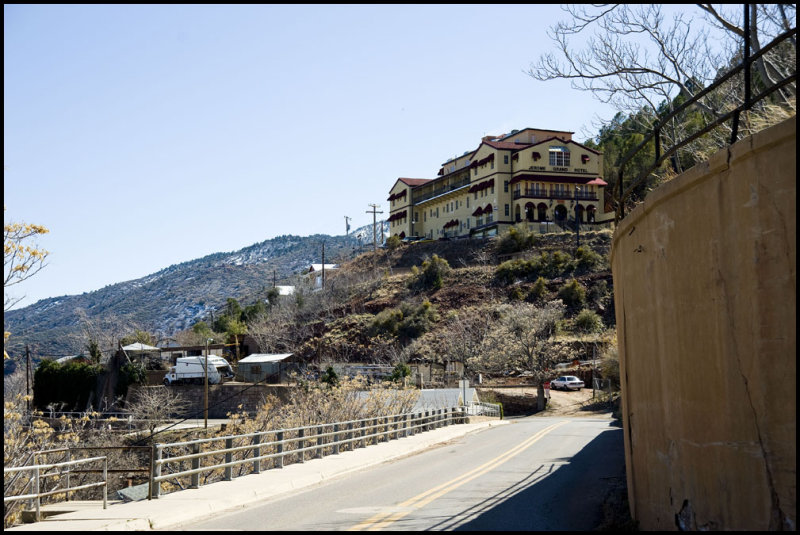 Grande Hotel; Jerome, Arizona