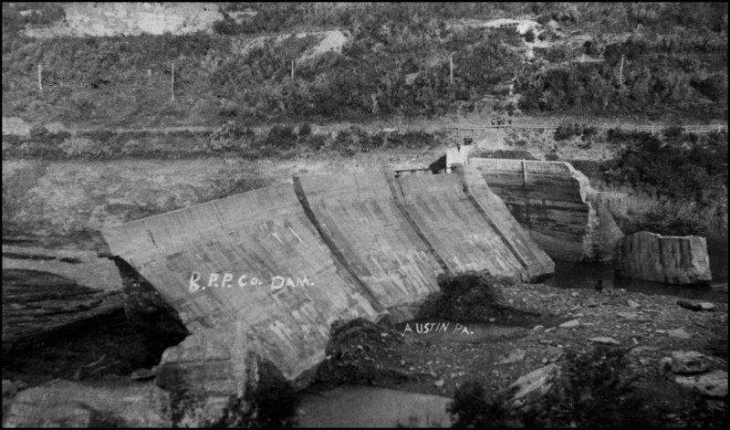 Austin Dam
