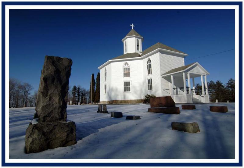 Nebo Church; Mt. Jewett , Pa.