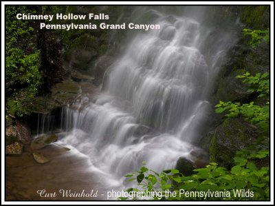 Chimney Hollow Falls Wilds