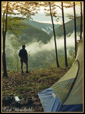 Flashlite tent