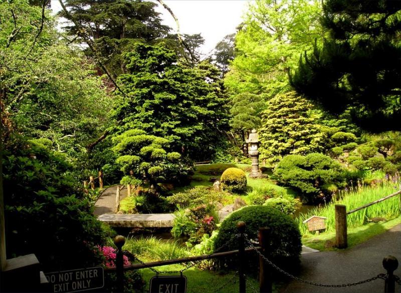 Mixed messages in a Zen Garden