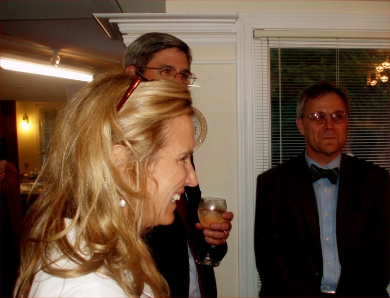 Kerry Kennedy - author, documentary filmmaker, and RFKs daughter