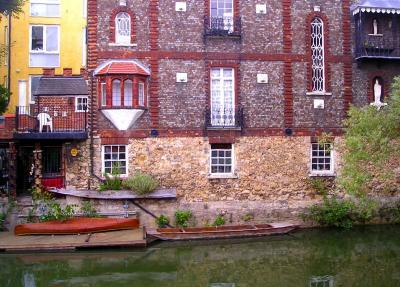 Oxford riverfront address