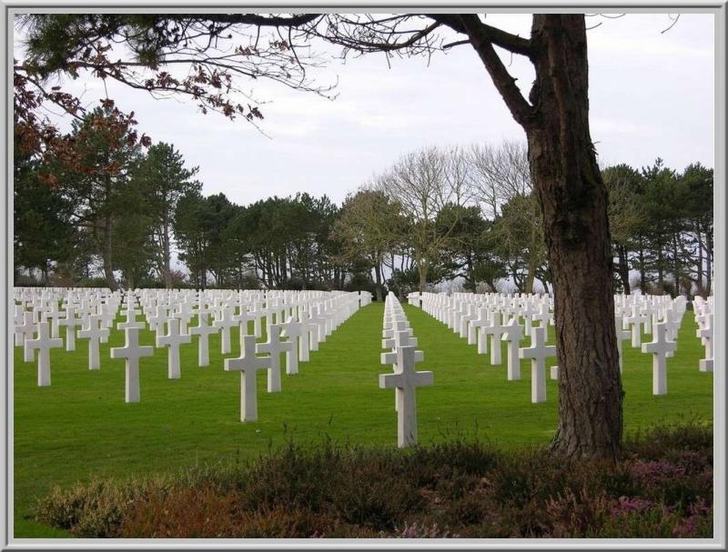 Colleville - American war cemetery