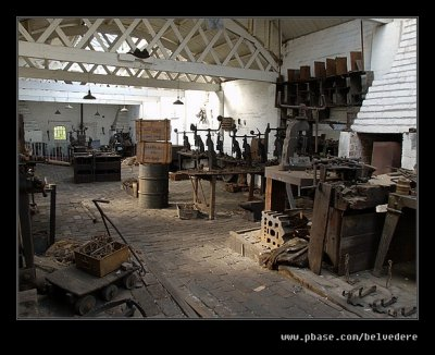 Animal Trap Works #1, Black Country Museum