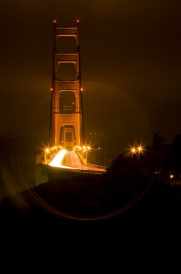 A Different Look at this Famous Icon - the Golden Gate