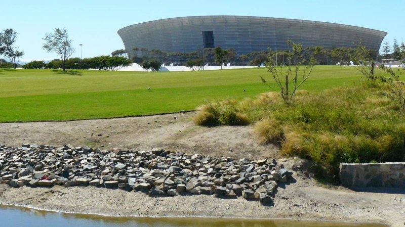 FIFA 2010 Coupe Du Monde Le Cap Afrique du Sud