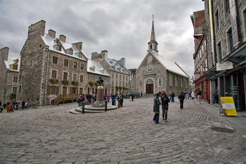 Notre Dame des Victoires Church