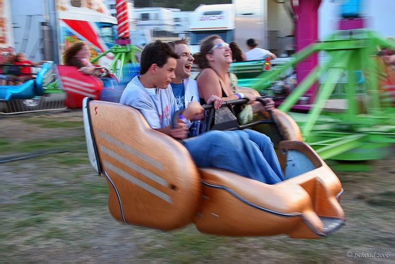 Hangin on for Dear Fun!