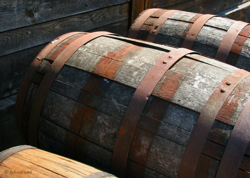 Handmade Barrels