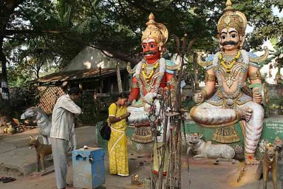 Ayyanar temple near Salem. http://www.blurb.com/books/3782738