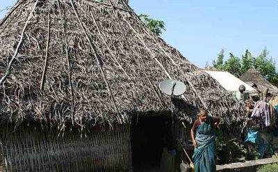 In the remote village Palakadu, Salem District.