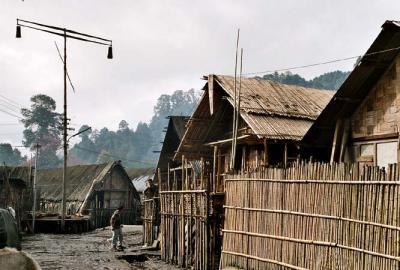 Apatani village Haji