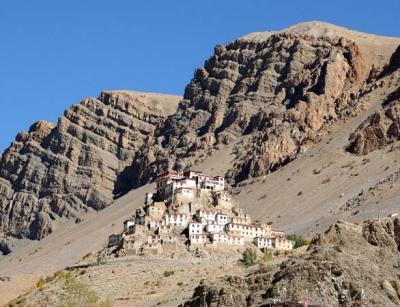 Kye monastery Spiti