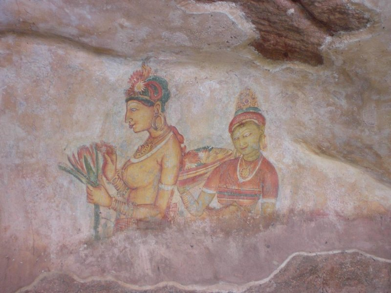 Paintings - Sigiriya