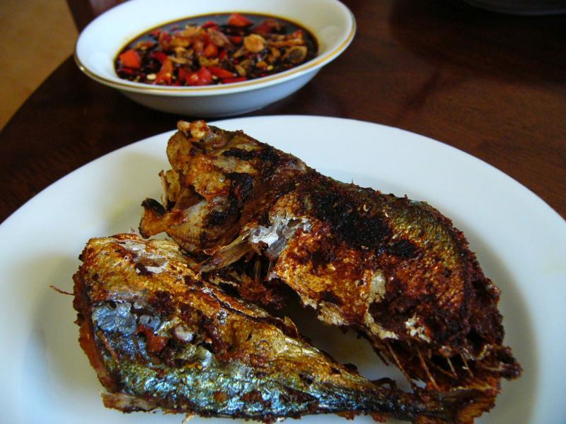 Ikan Goreng Bumbu