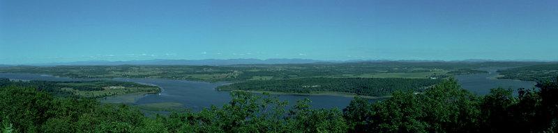 Lake Champlain & Lake George