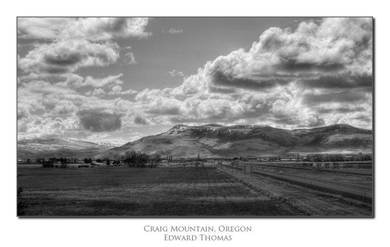 Craig Mountain, Oregon