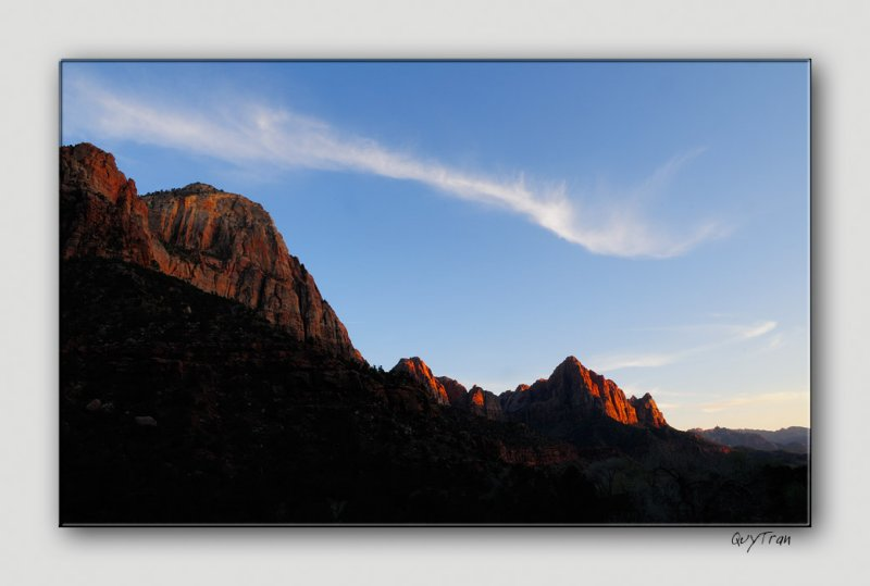Canyon Junction - Zion