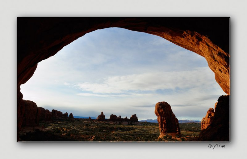 Double Arch - Arches