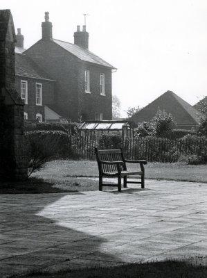 Bench Shadows  Essex 1985