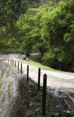Crocker Lake Dam
