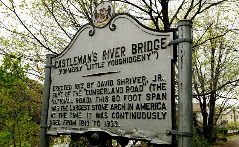 Casselmans River Bridge