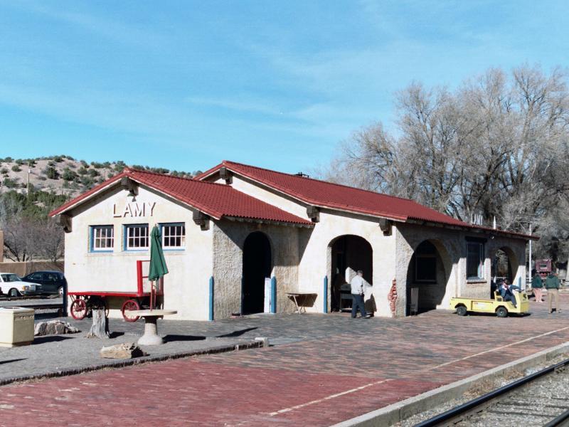 Lamy NM Depot
