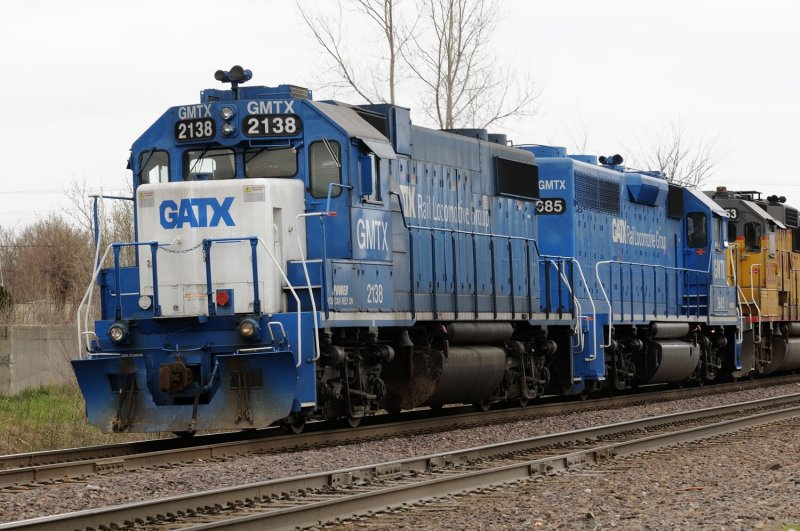 GATX 2138