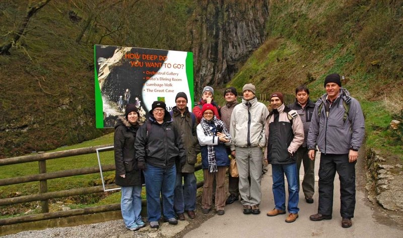 The Devils Arse cavern