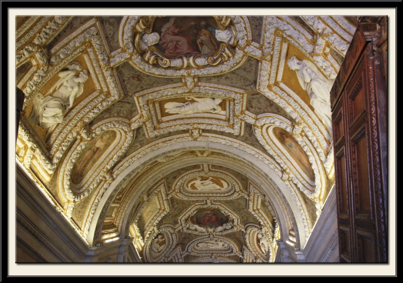 Staircase Ceiling