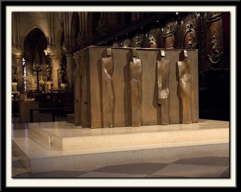 Bronze Altar