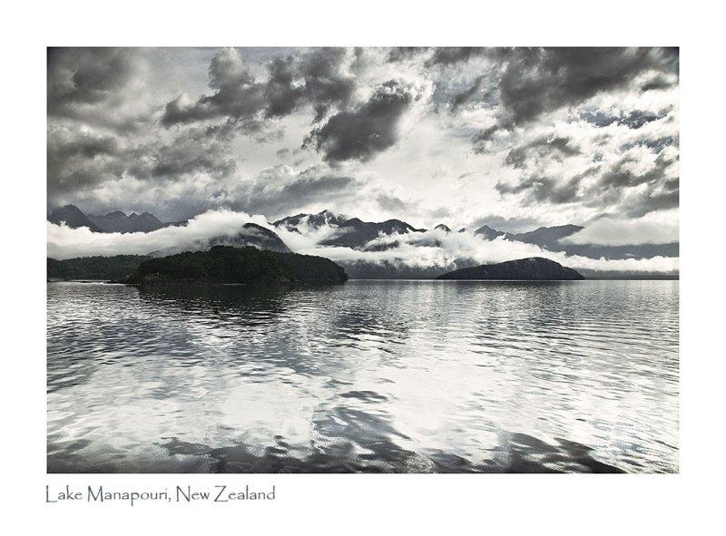 (018) Reflections, Lake Manapouri