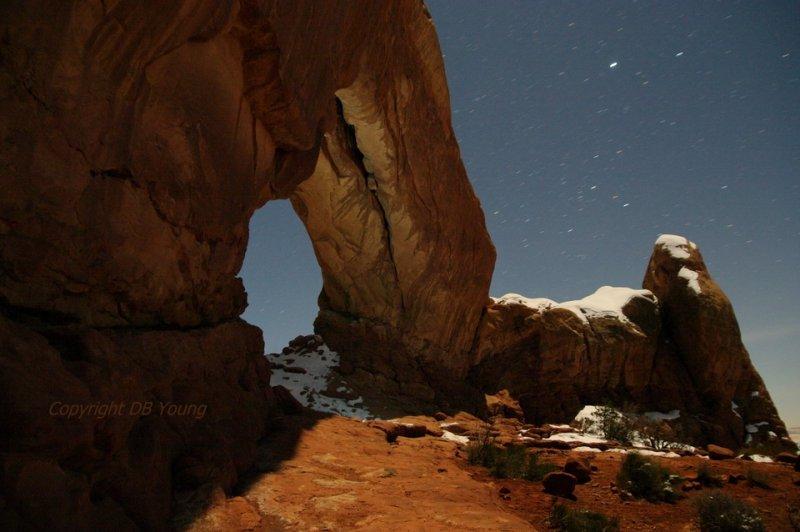 Under the Moonlight.