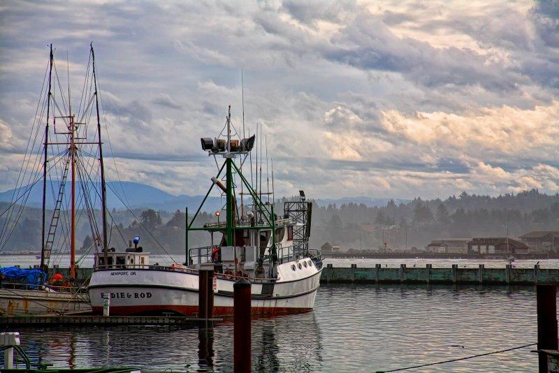 Eddie  Rod - Newport, Oregon