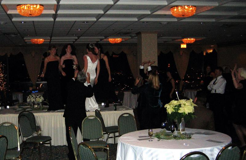 table dancing